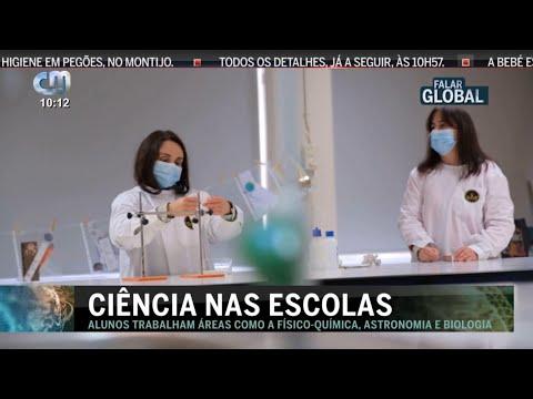 Clube de Ciência Viva da Escola António Feijó
