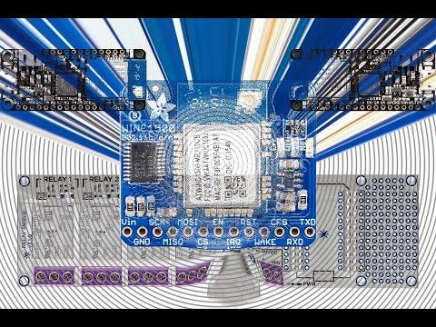 Adafruit Feather M0 WiFi with uFL - ATSAMD21 + ATWINC1500 ID: 3061
