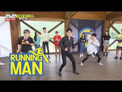 "Seung Ri and iKON Decide to Perform ""Killing Me"" [Running Man Ep 416]"