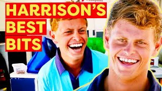 Lifeguard Harrison's Highlights on Bondi Rescue