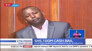 Why Samburu Governor Moses Lenolkulal's cash bail is higher than amount allegedly misappropriated
