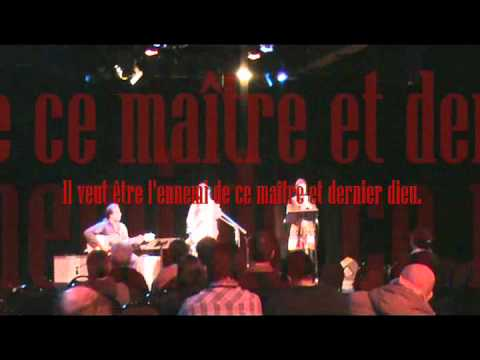 CLE/Martin Robichaud/Vitrine/Francofête en Acadie 2010 [HQ]