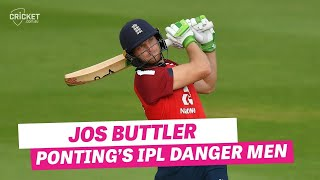 """A very, very complete T20 batsman"" | Ricky Ponting's IPL Danger Men 2020"