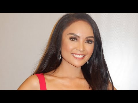 GET TO KNOW | Why Candidate # 4 #Glyssa Perez is loyal to #MissWorldPhilippines2019