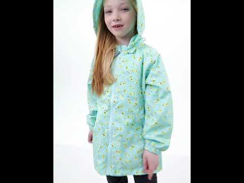 Куртка для девочки 1053/2SA21 Vulpes