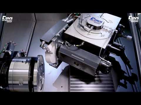 DVS UGrind - universelle Lösung zum Hartdrehen und Rundschleifen