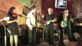McGuinness Sessions - George Murphy and the Black Donnellys - Dirty Old Town
