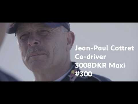 Road Book Dakar 2018 – Team PEUGEOT Total