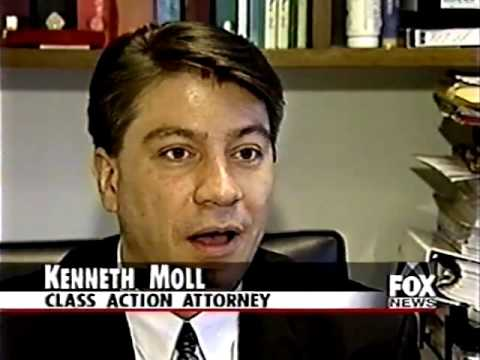 Desnick Class Action - Channel 32 Fox News - September 16, 1996 Video Image