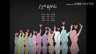 [Vietsub] Human love - IZ*ONE