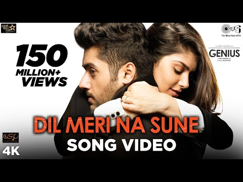 Download Dil Meri Na Sune Song Video - Genius | Utkarsh, Ishita | Atif Aslam | Himesh Reshammiya | Manoj HD Mp4 3GP Video and MP3