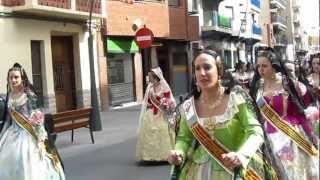 preview picture of video 'Fernando Torres en las Fallas 2012 en Quart de Poblet, Valencia'