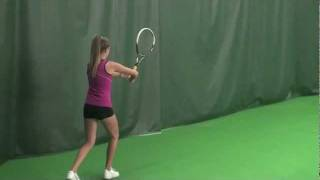 How To Hit A Forehand Volley