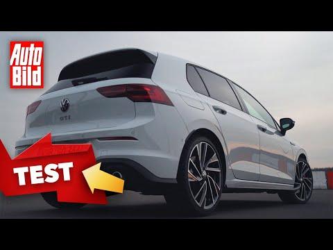 VW Golf 8 GTI (2020) | Wolfsburger Power auf der Rennstrecke | Test
