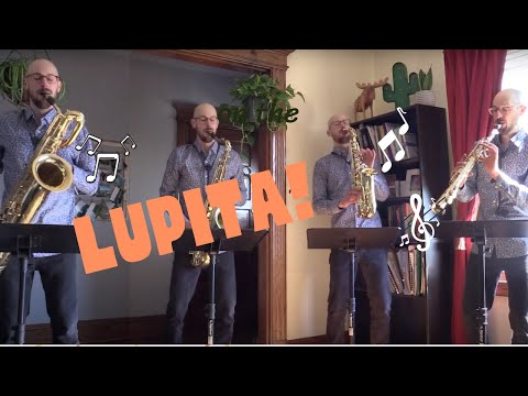 """Lupita"" by Guillermo Gonzalez - I arranged, performed, and filmed this fun tune."
