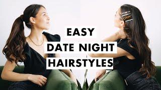 Easy Date Night Looks | Luxy Hair
