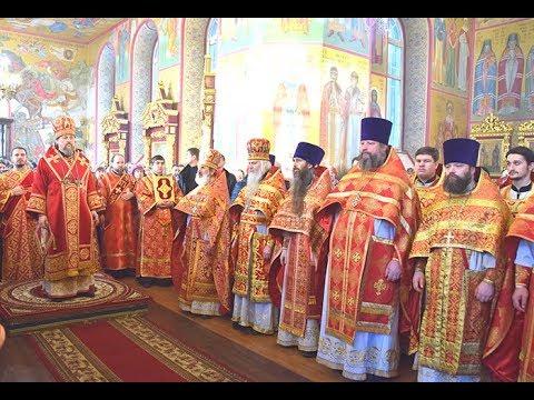 Проповедь митрополита Белгородского и Старооскольского Иоанна 6.12.2019 г