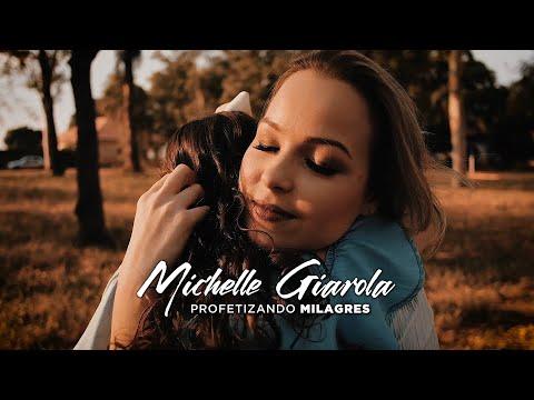 """Michelle Giarola e a filha Mellina """"Profetizando Milagres"""""""