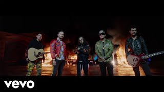 Reik - Me Niego ft. Ozuna, Wisin (Video Oficial)
