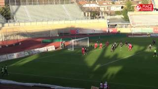 preview picture of video 'Piacenza Calcio 1919 - Correggese : 2 - 3'