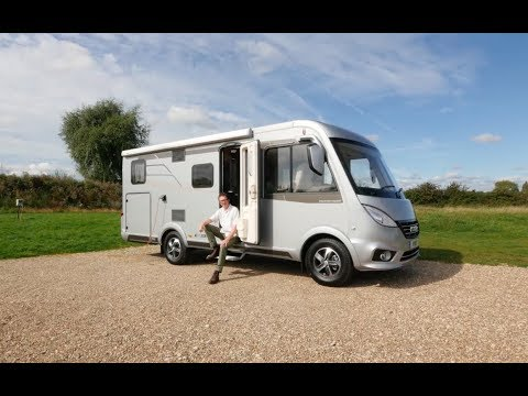 The Practical Motorhome 2018 Hymer Exsis-i 474 review