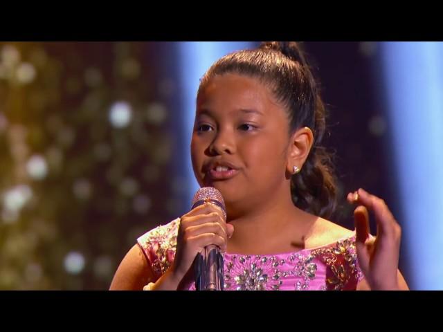 Elha Nympha sings Sia's