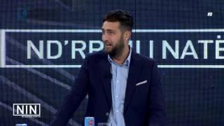 NIN - Pjesa e dytë - Butrint Imeri, Getoarbë Mulliqi - Bojaj - 13.12.2016 - Klan Kosova