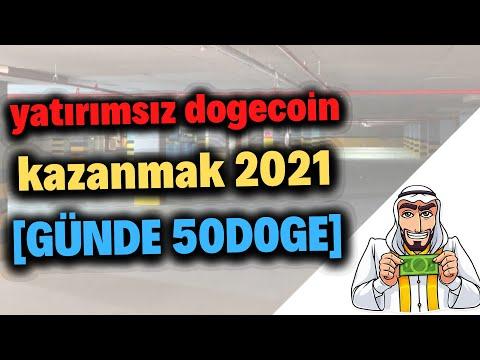 Yatırımsız Dogecoin Kazanmak 2021 - internetten para kazanmak