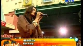 REBECCA LIVE DI ITC CEMPAKA MAS (Courtesy SCTV)
