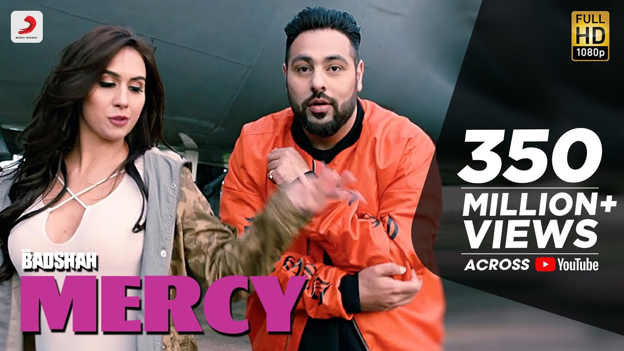 Mercy - Badshah Feat. Lauren Gottlieb | Official Music Video | Latest Hit Song 2017 - Badshah Lyrics