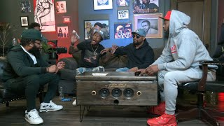 Musiq Soulchild in the Trap! w DC Young Fly Karlous Miller and Chico Bean!