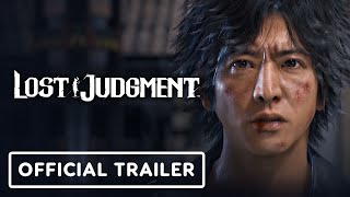 Lost Judgement - Official Release Date Trailer by IGN