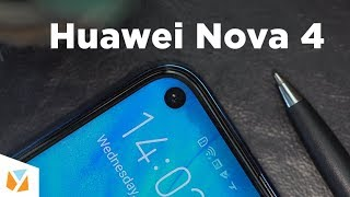 Huawei Nova 4 Unboxing and Hands-On