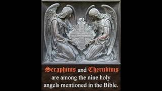 Under the Spotlight Info on the 10 Angels Mentioned in the Bible