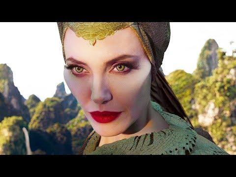 MALEFICENT Hates Prince Phillip Clip - Maleficent 2: Mistress of Evil