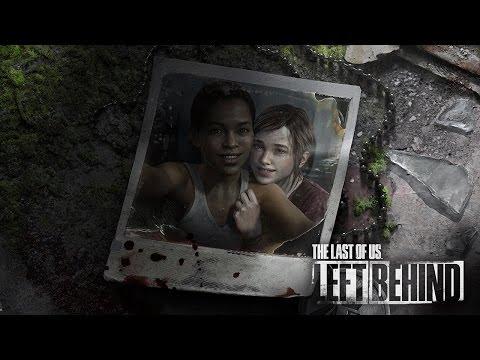 Ashley Johnson o Left Behind pro The Last of Us