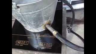 Промывка (чистка) радиатора печки без снятия