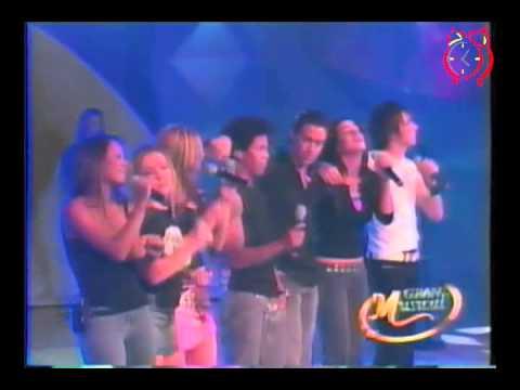 OV7 - No Me Voy (Gran Musical, 2003, parte 2)