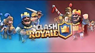 Clash Royale #4 | Играем воздушными юнитами