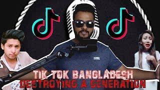 Gambar cover Tik Tok Bangladesh   Destroying a Generation   ShowOffsDhk