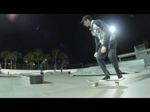 Zack Jackson at Boynton Beach Skatepark