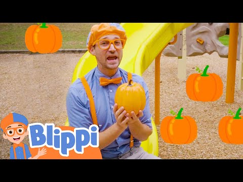 BLIPPI - Humane Society - Learn   ABC 123 Moonbug Kids   Fun Cartoons   Learning Rhymes