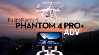 Cara Mengetahui FlightRecord DJI Phantom 4 Pro/Adv +