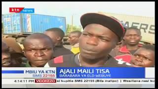 Ajali maili tisa, barabara ya Eldoret-Webuye: KTN Mbiu [Sehemu ya kwanza]
