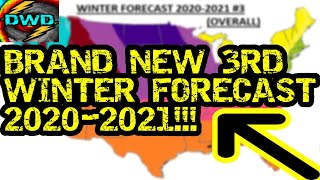 Exciting Winter Forecast 2020-2021 #3