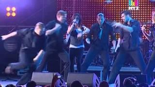 Yulia Davai Zakrutim Zemlyu [Didn't Wanna Do It] Muz TV Disco 18.08.2012