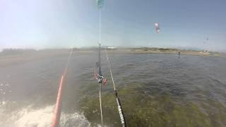 Session de Kite Surf Colo CCAS été 2015
