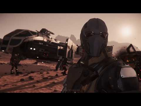 More Star Citizen Footage Unveiled Showcasing Stunning Graphics