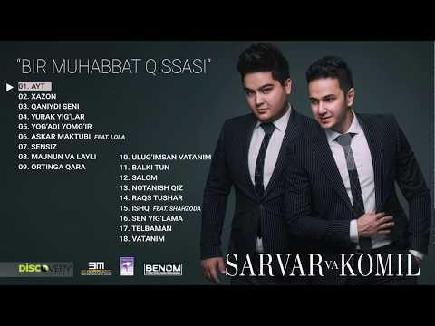 Benom - 'Bir Muhabbat Qissasi' Audio To'plami   Беном - 'Бир Мухаббат Киссаси' Аудио Альбоми