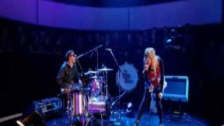 The ting tings That's not my name Live @ Later with Jools Holland 2007